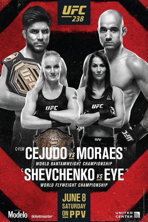 UFC 238: Cejudo vs. Moraes (2019)