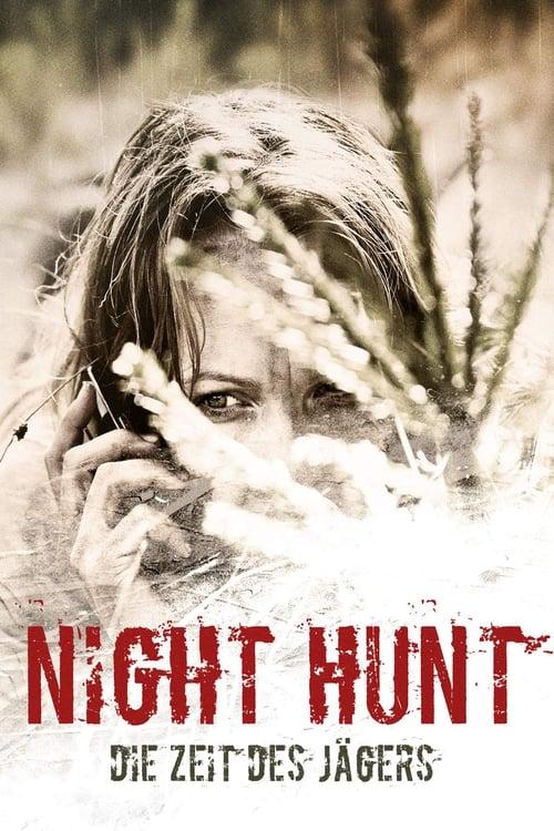 Night Hunt - Die Zeit des Jägers - Poster