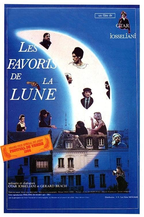 Película Les favoris de la lune Con Subtítulos En Español