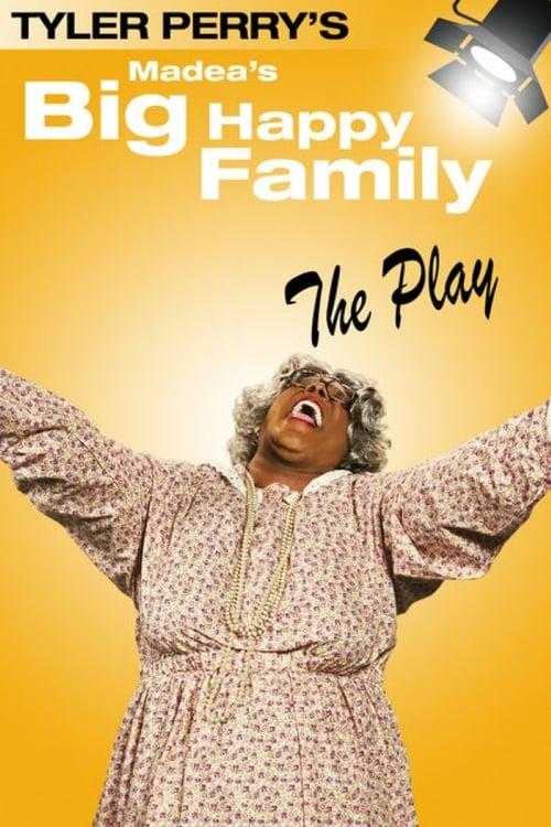 مشاهدة Madea's Big Happy Family The Play في ذات جودة عالية HD 1080p