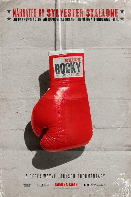 Regarder 40 Years of Rocky: The Birth of a Classic En Français En Ligne
