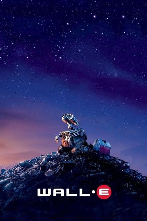 Nonton anime WALL·E (2008)