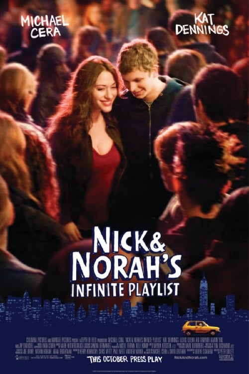 Download Nick and Norah's Infinite Playlist (2008) Movie Free Online