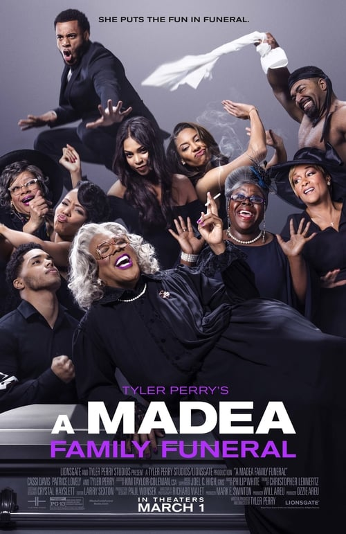STREAMING ஜ A Madea Family Funeral Film en Streaming Gratuit
