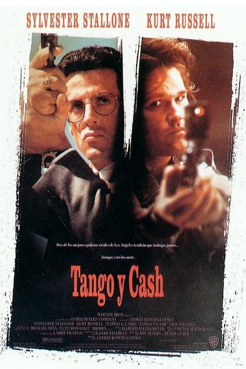 Mira Tango y Cash Con Subtítulos En Línea