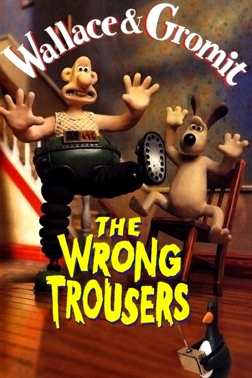 Regarder Wallace & Gromit : Un mauvais pantalon (1993) Streaming HD FR