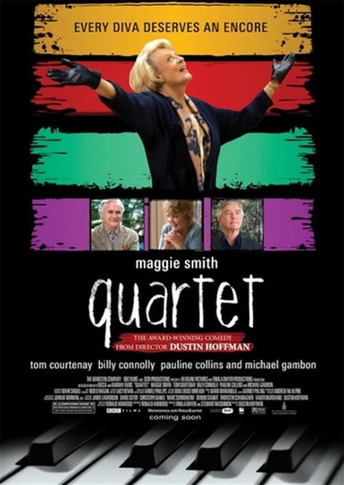 Download Quartet (2012) Best Quality Movie