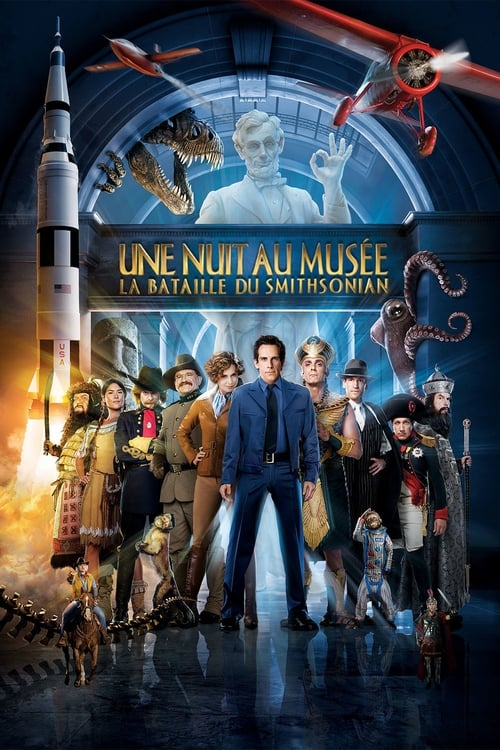 [VF] La Nuit au musée 2 (2009) streaming fr