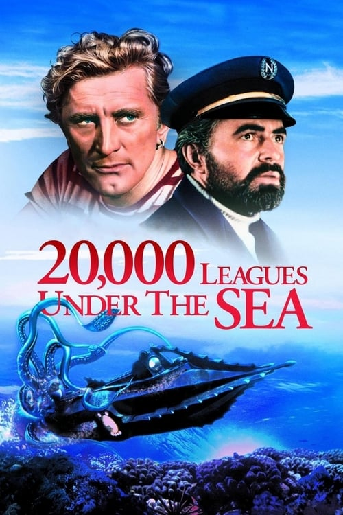 20,000 Leagues Under the Sea Poster