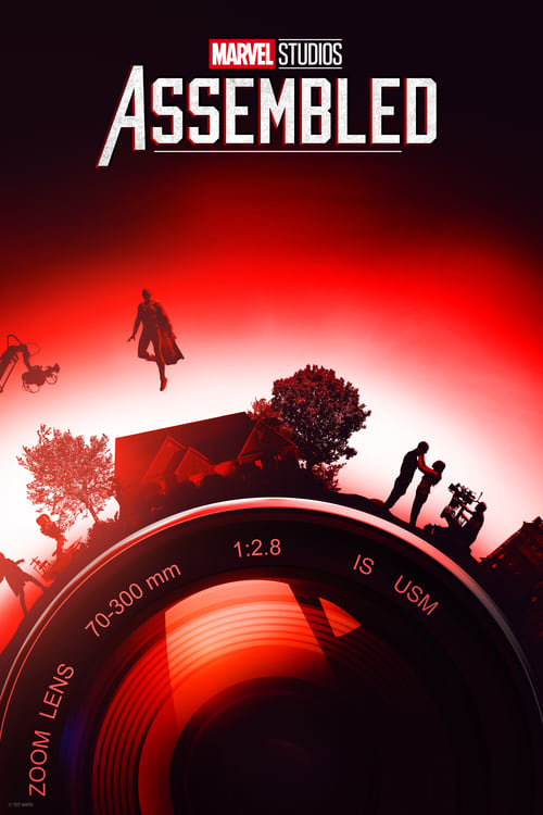 Marvel Studios: Assembled Poster