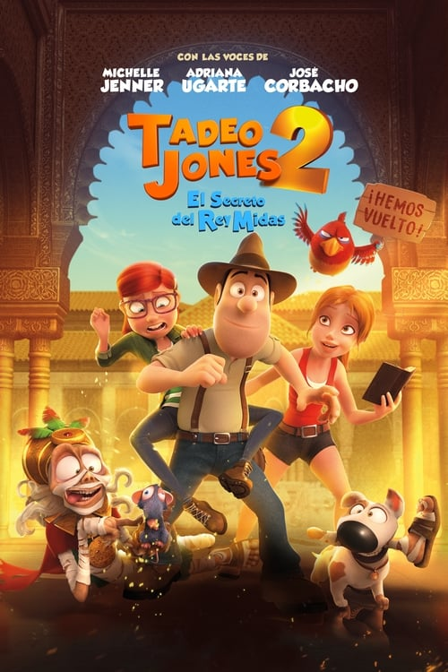 Assistir As Aventuras de Tadeo 2: O Segredo do Rei Midas