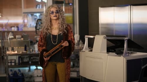 The Flash - Season 7 - Episode 6: The One With The Nineties