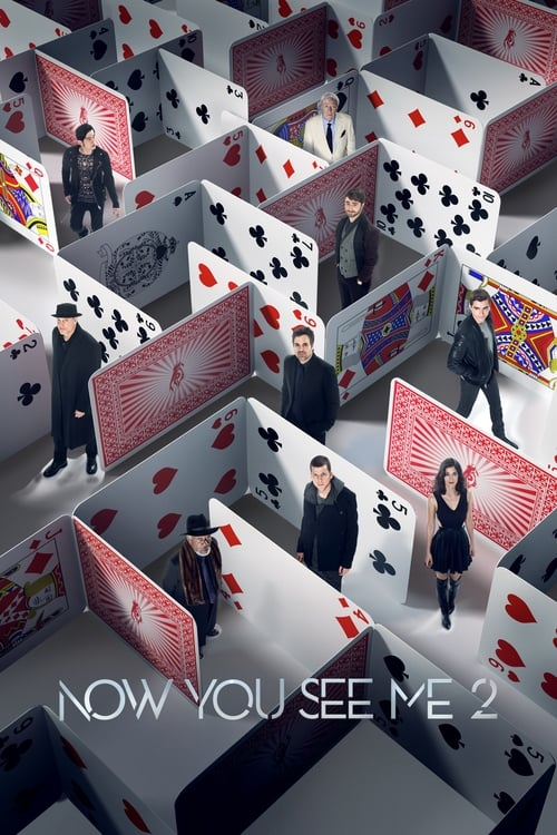 Largescale poster for Now You See Me 2