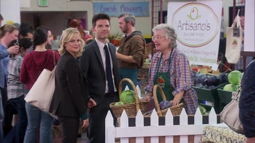 Parks and Recreation - Season 6 - Episode 12: Farmers Market