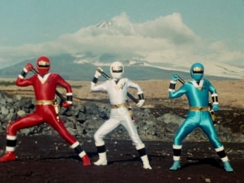 Super Sentai: Ninja Sentai Kakuranger – Episod Ninjas We Are!