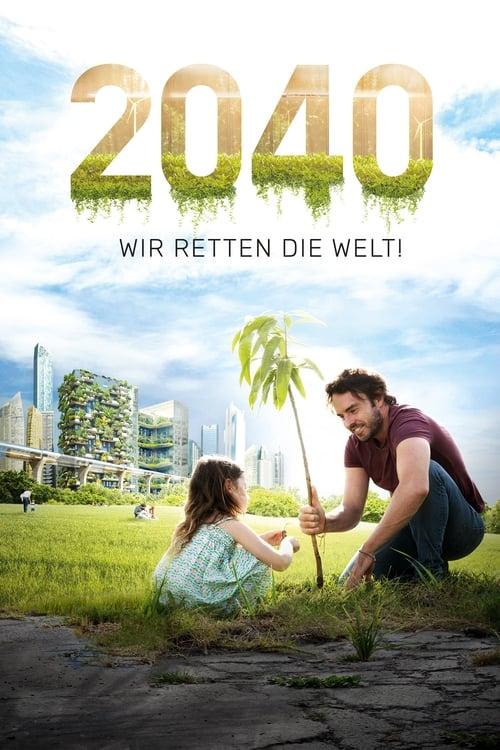 Poster von 2040 - Wir retten die Welt!