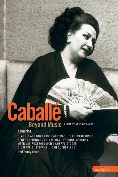 Caballe beyond music