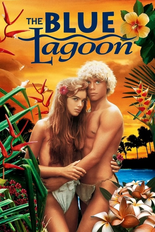 The Blue Lagoon (1980) Poster
