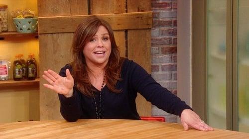 Rachael Ray - Season 13 - Episode 146: Katie Lee's Blender (!!) Pancakes + Kim K.'s Hairstylist Has a Shortcut For Sleek Updos