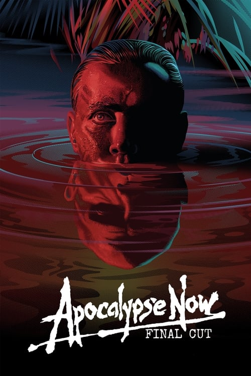 Poster for the movie, 'Apocalypse Now'