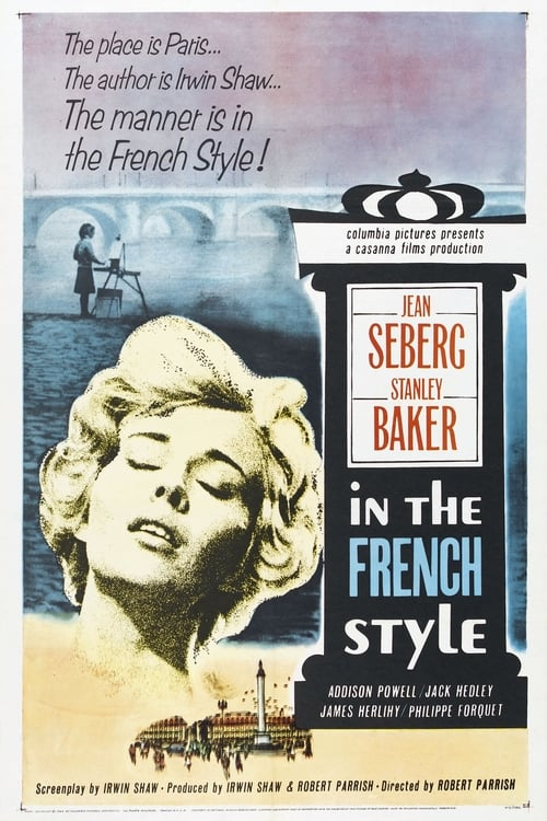 Largescale poster for In The French Style