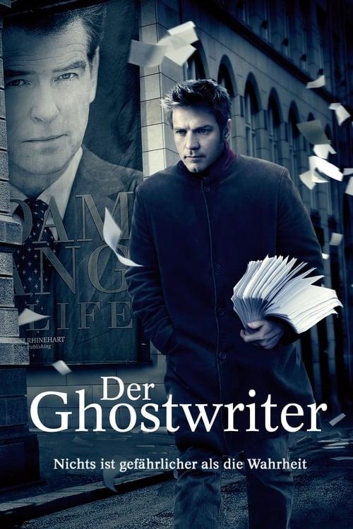 Der Ghostwriter - Poster