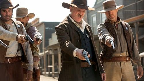 Westworld - Season 1: Season One: The Maze - Episode 4: Dissonance Theory