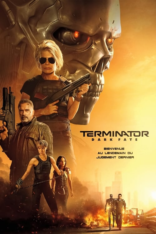 [VF] Terminator - Dark Fate (2019) streaming Amazon Prime Video