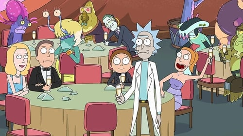 Rick and Morty - Season 3 - Episode 9: The ABC's of Beth