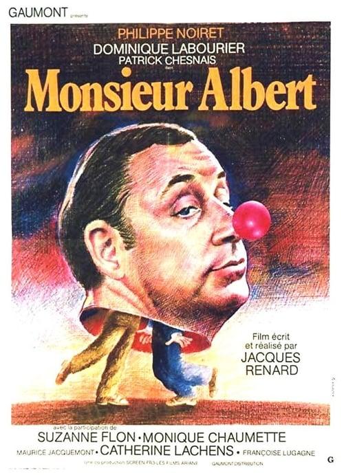 Filme Monsieur Albert De Boa Qualidade