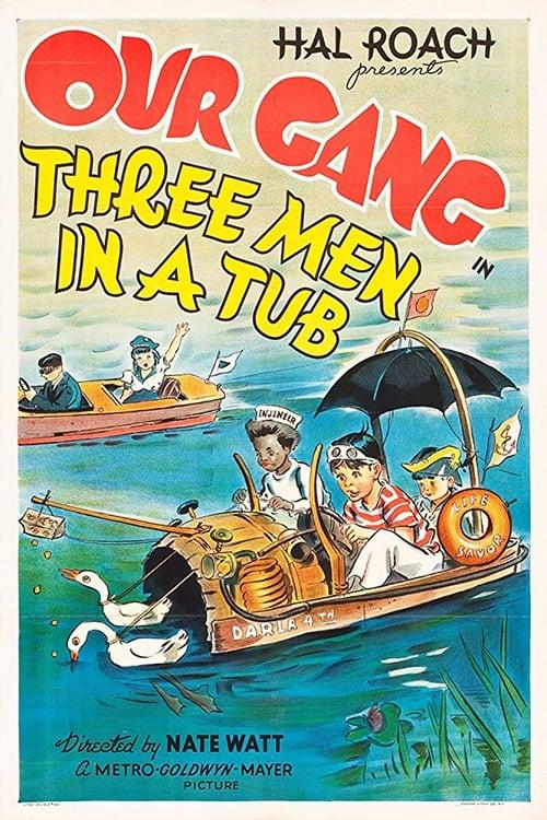 Three Men in a Tub 1938