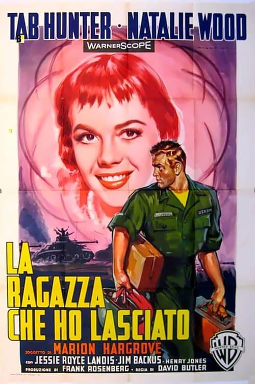 La ragazza che ho lasciato (1956)