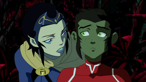 Young Justice: Invasion – Episode Earthlings