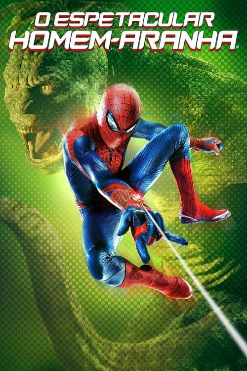 Assistir O Espetacular Homem Aranha - HD 720p Dublado Online Grátis HD