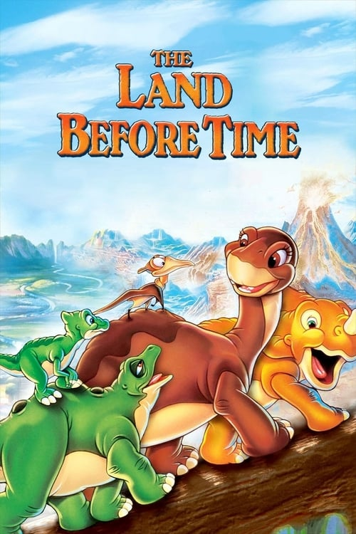 Streaming The Land Before Time (1988) Full Movie
