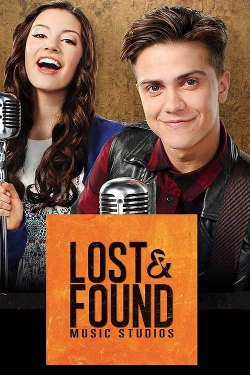 Banner of Lost & Found Music Studios