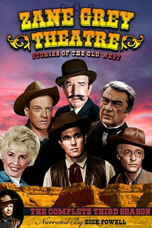 Dick Powell's Zane Grey Theater: Season 3