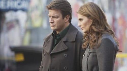 Castle 2012 720p Webrip: Season 4 – Episode Till Death Do Us Part