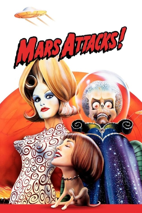 Download Mars Attacks! (1996) Best Quality Movie