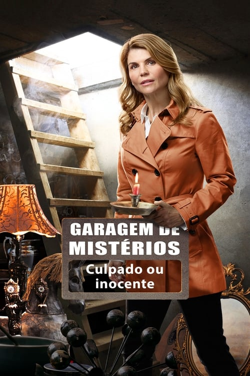 Garagem de Mistérios:  Culpado ou Inocente