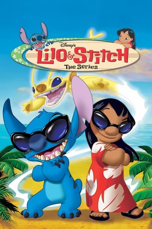 Lilo & Stitch: The Series-Azwaad Movie Database