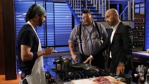 MasterChef: Season 2 – Episode Top 9 Compete