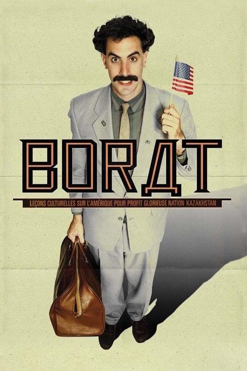 [1080p] Borat : Leçons culturelles sur l'Amérique pour profit glorieuse nation Kazakhstan (2006) streaming