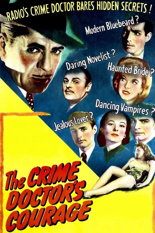 Descargar Película The Crime Doctor's Courage Con Subtítulos