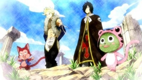 Fairy Tail: Season 4 – Episode Sabertooth