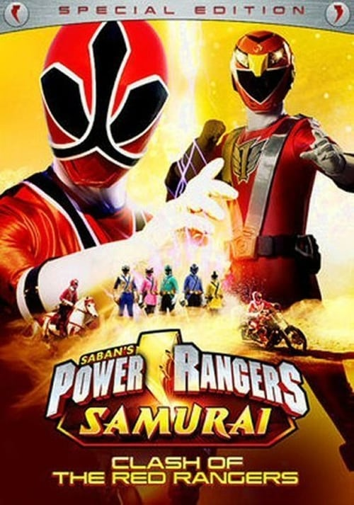 Power Rangers Samurai: Clash of the Red Rangers - The Movie ( Power Rangers Samurai: Clash of the Red Rangers - The Movie )