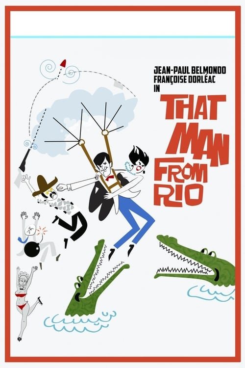 Download That Man from Rio (1964) Full Movie
