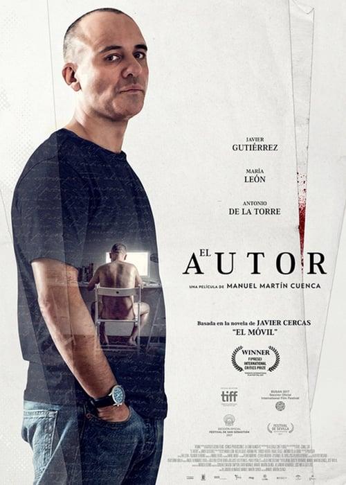 El autor poster