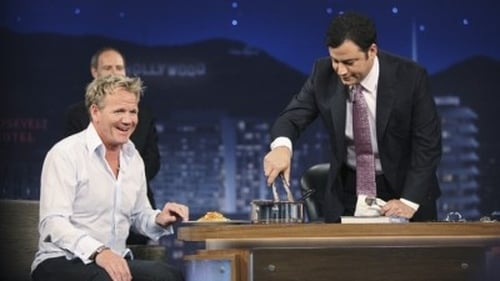 Jimmy Kimmel Live!: Season 8 – Episod Gordon Ramsay, Ginnifer Goodwin, VV Brown