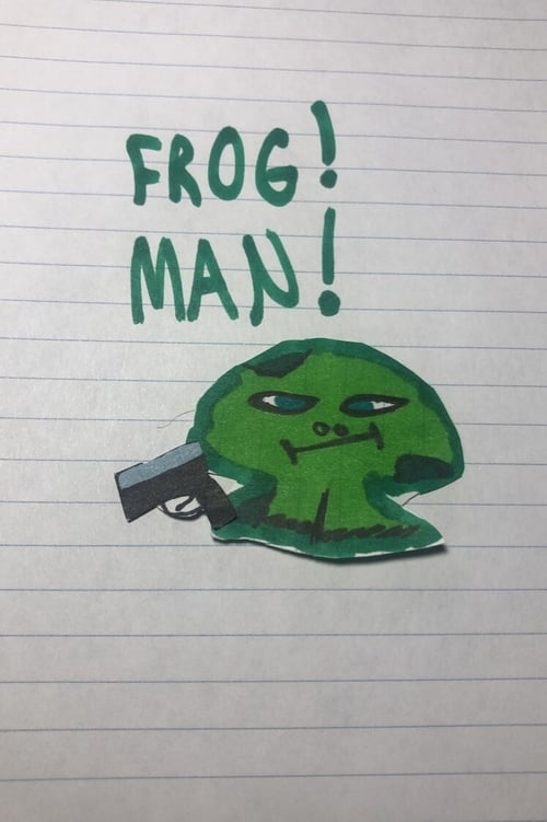 Frog Man 1